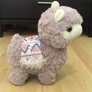 FREE WITH ANY PURCHASE Adorable Alpaca Plush